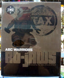 ThreeA 3A Toys 2012 Ashley Wood 2000AD Ro-Jaws Blackhole Edition ABC Warriors Vinyl Figure - Lavits Figure  - 2