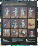 "Crazy Dummy 1/6 12"" 78004 Fight For Freedom U.S. Army Saw Gunner In Afghanistan Action Figure - Lavits Figure  - 2"