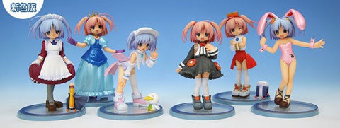 Kotobukiya Grande One Coin Collection Moetan New Color Ver 6 Figure Set - Lavits Figure  - 1