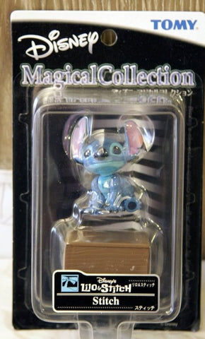 Tomy Disney Magical Collection 069 Lilo & Stitch Stitch Trading Figure - Lavits Figure