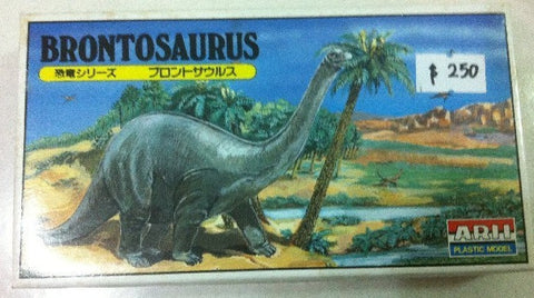 ARII No 01 Brontsaurus Plastic Model Kit Figure