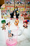 One Piece Film Gold Hi-Life Limited 9 Mascot Cup Edge Trading Figure Set - Lavits Figure  - 2