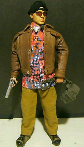 "DID 1/6 12"" X Boy Part 2 Leater Jacket Ver Action Figure"