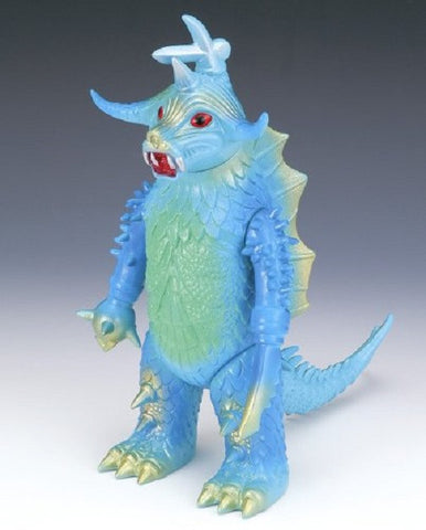 "B-Club 2007 Reprint Bull Mark Baraba Barabbas Kaiju Monster 9"" Soft Vinyl Collection Figure - Lavits Figure"