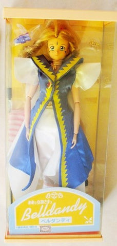 "1/6 12"" Ah Oh My Goddess Belldandy Doll Action Figure - Lavits Figure  - 1"