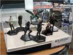 Konami Metal Gear Solid 2 Sons Of Liberty Collection 7 1P + 7 2P 14 Mini Trading Figure Set - Lavits Figure