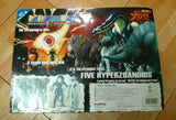 Max Factory Guyver BFC Bio Fighter Wars Collection 03 Max Neo Derzerb Gaster Figure - Lavits Figure  - 2
