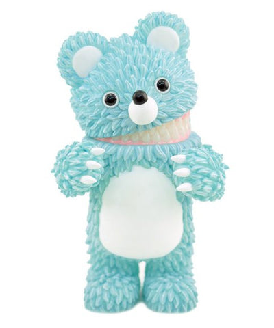 "Instinctoy Hiroto Ohkubo Muckey Meets Fluffy 1st Color Teal Ver. 8"" Vinyl Figure - Lavits Figure"