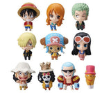 Megahouse 2012 One Piece Fortune 9 Mascot Strap Trading Figure Set - Lavits Figure  - 1