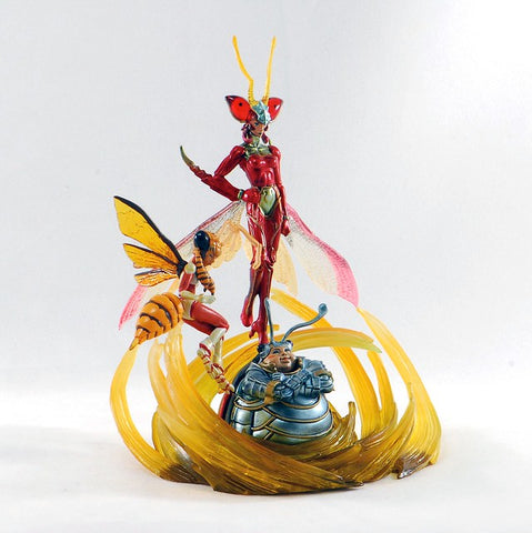 Square Enix Final Fantasy Master Creatures The Magus Sisters Trading Figure