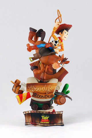 Square Enix Disney Pixar Formation Arts Toy Story 2 Woody Trading Figure - Lavits Figure