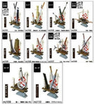 Kodansha Blade Of The Immortal Weapon Collection 10+1 Secret 11 Mini Trading Figure Set - Lavits Figure  - 2