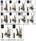 Kodansha Blade Of The Immortal Weapon Collection 10 Mini Trading Figure Set - Lavits Figure  - 2