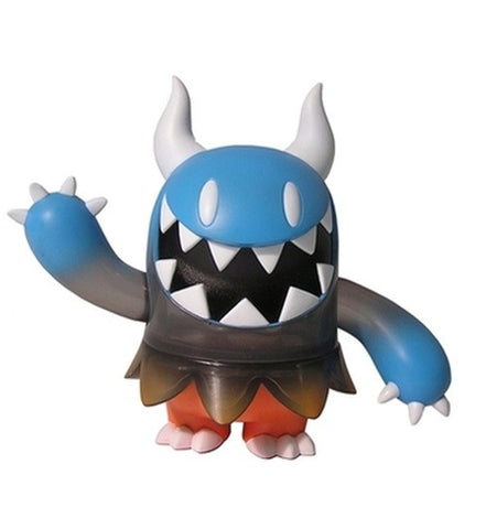 "Wonderwall Touma KFGU Kaiju For Grown Ups Gaburin Blue Ice Ver 6"" Vinyl Figure - Lavits Figure"