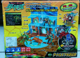 Takara Tomy TMNT Teenage Mutant Ninja Turtles MT-15 Sewer Base Play Set - Lavits Figure  - 2