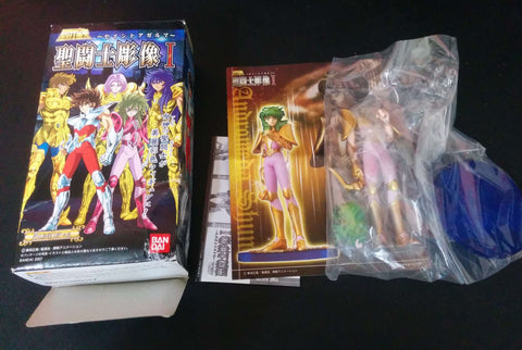 Bandai Saint Seiya Real Collection Statue Agaruma Agalma P1 Shun Secret Ver Trading Figure - Lavits Figure
