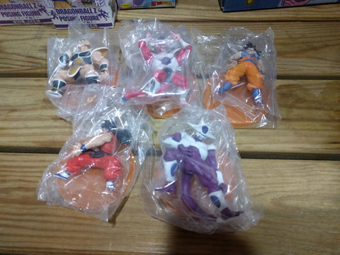 Unifive Dragon Ball Z Posing Freeza Part 2 5 Color Trading Figure Set - Lavits Figure