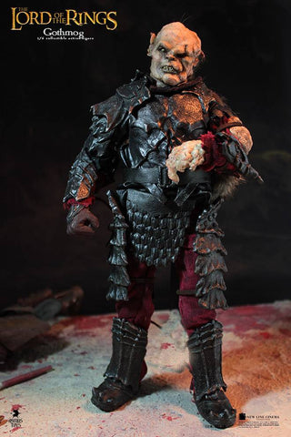 "Asmus Toys 1/6 12"" LOTR002 Heroes of Middle-Earth The Lord Of The Rings Gothmog Action Figure - Lavits Figure  - 1"