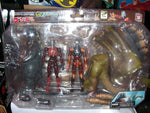 Takara 2004 Microman KM-SP01 Godzilla 1964 Ver. VS King Ghidorah 50th Action Figure Set - Lavits Figure  - 1