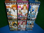 Bandai Bleach Styling Trading Part Vol. 1 6 Collection Figure Set - Lavits Figure