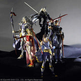 Square Enix Final Fantasy Dissidia Trading Arts Part Vol 2 5 Collection Figure - Lavits Figure  - 2