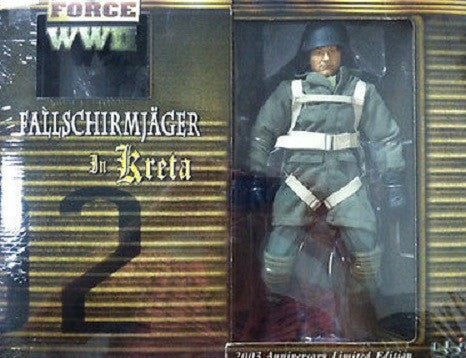 Bbi 12 1 6 Collectible Items Elite Force Wwii Fallschirmjager