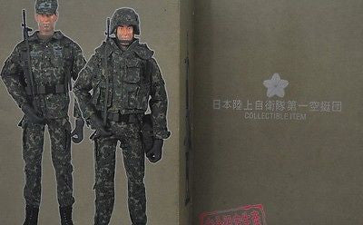 "Armoury 1/6 12"" JGSDF Collectible Item First Airborne Brigade Action Figure Set - Lavits Figure  - 1"