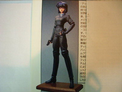 Kaiyodo 1/6 Ghost In The Shell Motoko Kusanagi Cold Cast Model Kit Figure - Lavits Figure  - 1