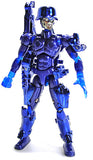 Takara 2006 Microman Military Force Side MF4-10 Limited Ver Navy Assassin Action Figure - Lavits Figure  - 2