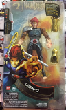"Bandai Thundercats Animated Adventure Series Lion-O 6"" Action Collection Figure - Lavits Figure  - 2"