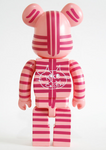 "Medicom Toy 2010 Be@rbrick 400% Shoko Nakagawa Pink Ver 11"" Vinyl Collection Figure - Lavits Figure  - 2"