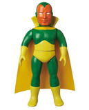 "Medicom Toy Marvel Retro Vision Soft 10"" Vinyl Collection Figure - Lavits Figure  - 1"
