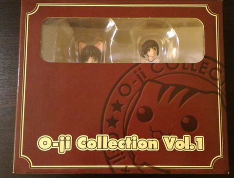 2007 O-ji Collection Complete Vol 1 2 Pvc Collection Figure - Lavits Figure