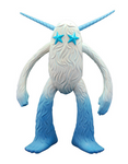 "Bigshot Toyworks 2010 Jeff Soto The Seeker Air Blue Whiter Ver 11"" Vinyl Figure - Lavits Figure"