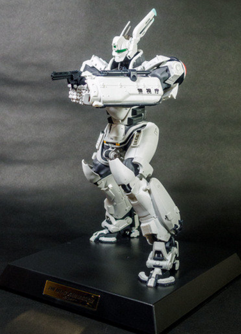 Japan 1/33 The Next Generation Patlabor AV-98 Ingram Labor Trading Figure