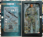 "BBi 12"" 1/6 Collectible Items Elite Ussocom US Army Ranger Renegade Action Figure - Lavits Figure  - 2"