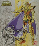 Bandai Saint Seiya Bronze Myth Cloth Aquarius Hyoga Action Figure - Lavits Figure  - 1