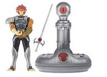 "Bandai Thundercats Animated Adventure Series Lion-O Deluxe 4"" Action Collection Figure - Lavits Figure  - 2"