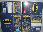Kotobukiya One Coin Series Batman Season 2 5+1 Secret 6 Trading Figure Set - Lavits Figure