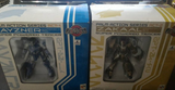 Megahouse Aoki Ryuusei Blue Comet SPT Layzner Super Powered Tracer Act-1 Act-2 Layzner Zakaal 2 Action Figure Set - Lavits Figure  - 1