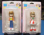 Sega Love And Berry Dress Up 5 Trading Collection Figure Set - Lavits Figure  - 3