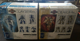 Megahouse Aoki Ryuusei Blue Comet SPT Layzner Super Powered Tracer Act-1 Act-2 Layzner Zakaal 2 Action Figure Set - Lavits Figure  - 2