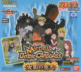Bandai Naruto Shippuden MBC NR02 Miracle Battle Carddass Card 1 Sealed Box - Lavits Figure  - 1