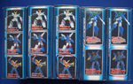Bandai Aoki Ryuusei Blue Comet SPT Layzner Super Robot Wars SRW Gashapon EX 5 Trading Collection Figure Set - Lavits Figure  - 2