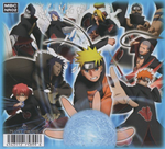 Bandai Naruto Shippuden MBC NR02 Miracle Battle Carddass Card 1 Sealed Box - Lavits Figure  - 2