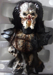 "Japan Exclusive Predator Cold Cast Bust Statue 8.5"" Trading Collection Figure - Lavits Figure  - 1"