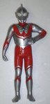 "Banpresto 2002 Ultraman DX Hero Type A 15"" Soft Vinyl Collection Figure - Lavits Figure"