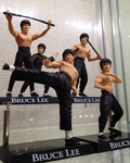 Kabaya The Legend of Bruce Lee 5 Trading Collection Figure Set - Lavits Figure  - 3