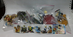 Bandai Dragon Ball Z DBZ Gashapon Imagination Part 3 6 Trading Collection Figure Set Used - Lavits Figure