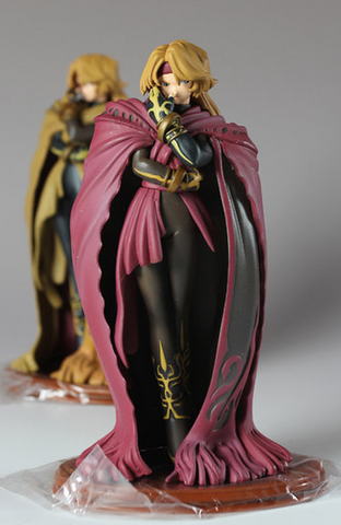 Kotobukiya One Coin Tales of Phantasia TOP Dhaos Red Color Ver Trading Collection Figure - Lavits Figure  - 1